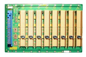 EasyPlug CompactPCI Backplanes