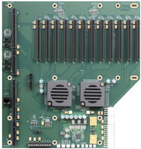 BPG8155 PCI Express Gen3 Backplane