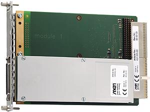 F205 - 3U CompactPCI® M-Module Carrier Board