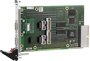 F206N - 3U CompactPCI® Nios® II Slave Board