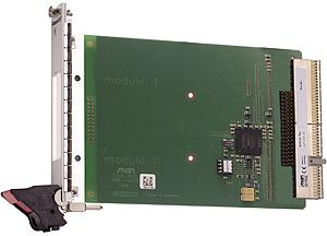 F204 - 3U CompactPCI® M-Module Carrier Board