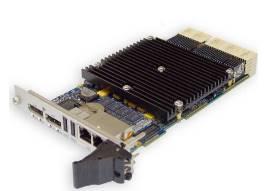 3U CompactPCI Serial Intel Core i7 - CPC510