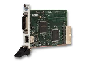 NI PXI-8232 Combination GPIB Controller and Gigabit Ethernet Port