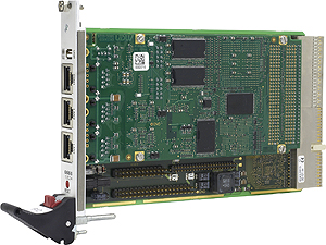 F12N - 3U CompactPCI® MPC5200B SBC